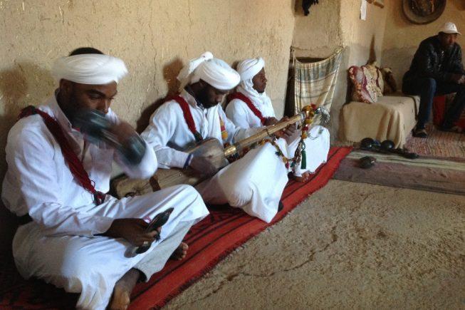 Pueblo de Khamlia Marruecos Viaje Aventura 4x4 Creadores Desierto Vacaciones Marroc
